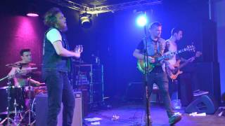 Grizzly Knows No Remorse live at Glastonberry pub, Moscow, 23.02.2014, full show
