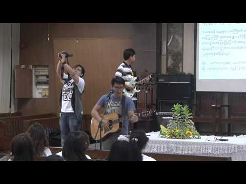 Song Teaching by Sate Sate JBCS Family CAMP 19 02 2015