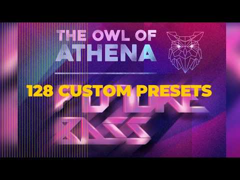 0 - The Owl of Athena - 128 Future Bass Presets for Serum
