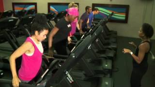 Tread N\' Shed at Crunch Gym