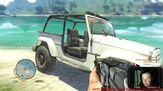 Far Cry 3 (Стрим 3) - СТРИМ ДОБРА