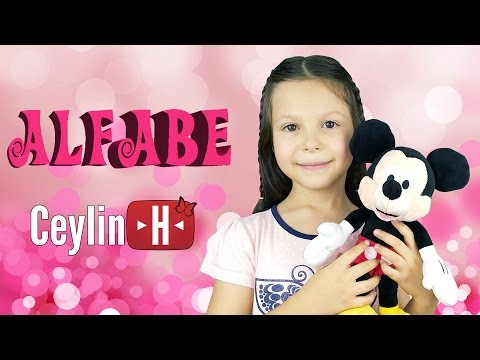 Ceylin-H | ALFABE Çocuk Tekerlemesi - Nursery Rhymes & Super Simple Kids Songs Sing & Dance
