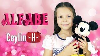 Ceylin-H | ALFABE Çocuk Tekerlemesi - Nursery Rhymes & Super Simple Kids Songs Sing & Dance