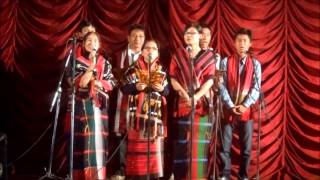 "Christmas Song ""O Come Let Us Adore HIM"" In Tangkhul ""Ralo Ali Khorumsa"" HD"