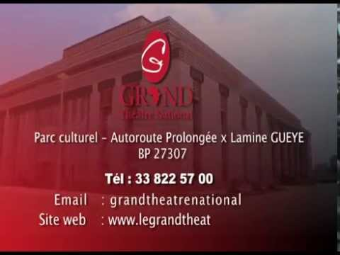 Le Grand Théâtre National - Dakar - Senegal