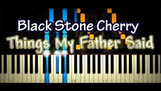 black-stone-cherry---things-my-father-said-piano-cover-tutorial-by-ardier16