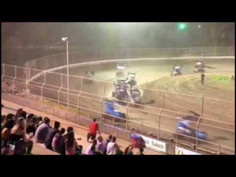 Plaza Park Raceway KOFC 9/7/18 Restricted Main