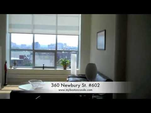 360 Newbury St #602 Back Bay Boston
