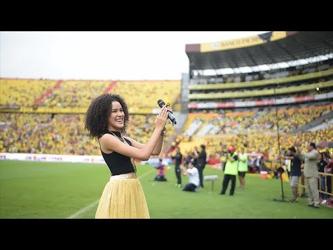 Himno de Barcelona Sporting Club | Yilda Banchon