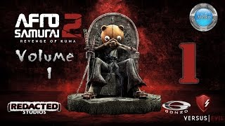 Afro Samurai 2 Revenge of Kuma Volume One part 1 Birth of Bear