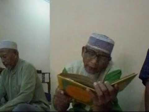 BACAAN RAWI BERZANJI WA WA LAMMA TAMMA TUAN HAJI ABDUL QADIR @KG JAWA BATU MASJID 21031439H 10122017