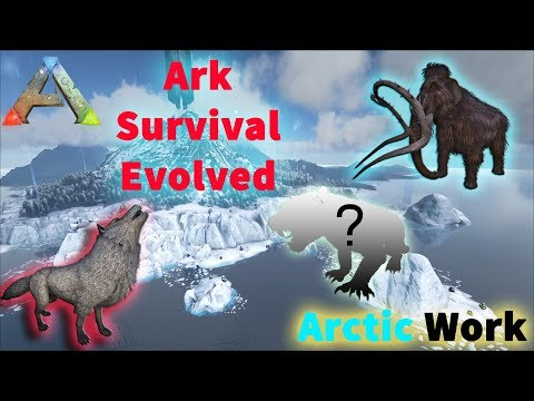Ark Survival Evolved!!! (S2 EP 15) Arctic Work...
