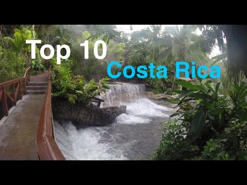 Top 10 Things to Do In Costa Rica