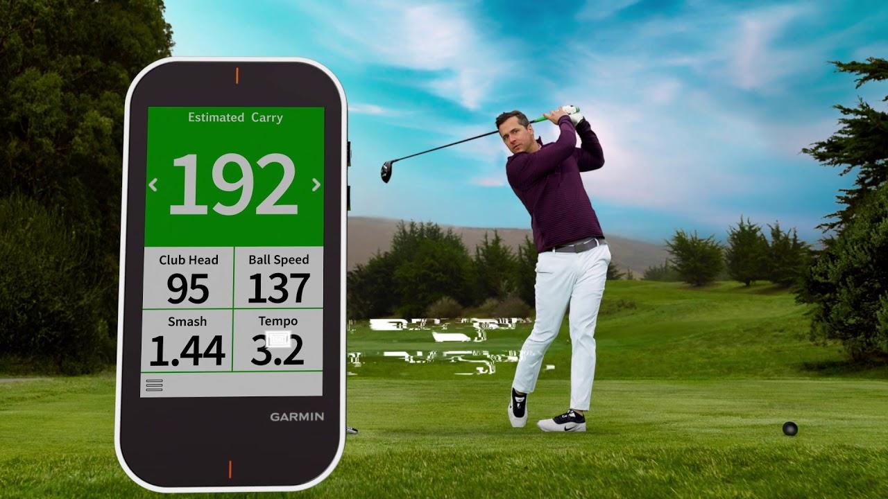 Approach g u golf gps gerät mit golfschwung analyse youtube