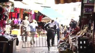 29 марта 2017. Попытка теракта возле Шхемских ворот в Иерусалиме