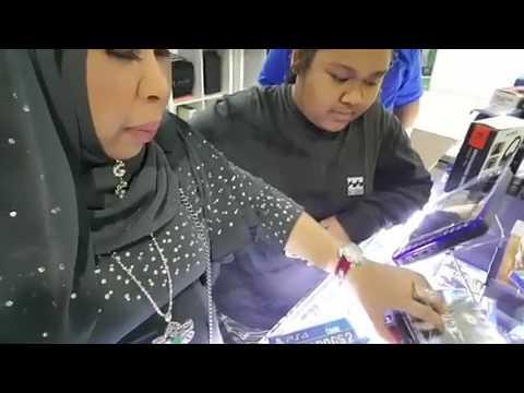 Dato Seri Vida bising harga PS4 mahal tapi kena beli dua set sebab anak taknak kongsi main