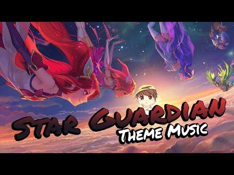Star Guardian Valoran City Park Theme Music League of Legends