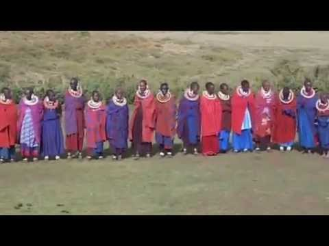 Masai Tribe-Ngorongoro Crater, Tanzania