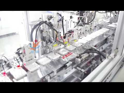 Panasonic Socket Assembly Machine Automation Equipment Assembly Equipment