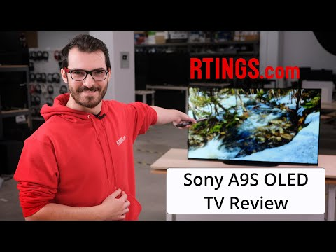 Sony A9S OLED TV Review - 48-inch Master Series 2020