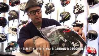 helmet x lite x 802r carbon motogp replica 2014 hd