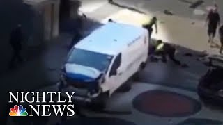 Barcelona Terror Attack: 13 Dead, Dozens Injured | NBC Nightly News thumbnail
