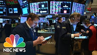 Stock Market Rallies After Sanders Drops Out Of Race   NBC News NOW