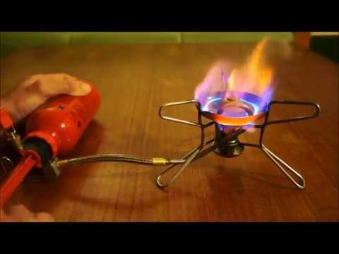 Liquid Fuel Stove Super Fast Priming! (MSR WhisperLite International)