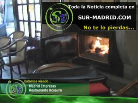 21-03-12 Reportaje Madrid Empresas Restaurante Rosaura