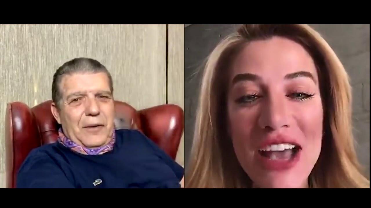 Bárbara Michanie Entrevista a: Carlitos Páez.