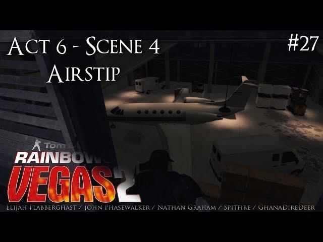 Airstrip - Tom Clancy's Rainbow Six Vegas 2