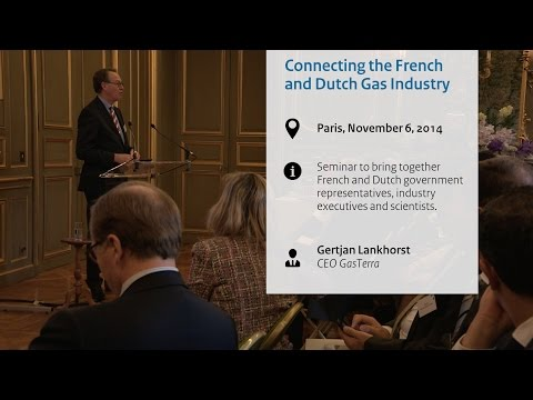 Connecting French and Dutch Gas Industry