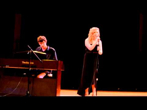 Jonathan Ferris and Jacquelyn Floyd--Don't Know Why by Norah Jones