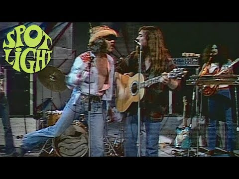 Dr. Hook & the Medicine Show - Cover Of The Rolling Stone (Austrian TV, 1974)