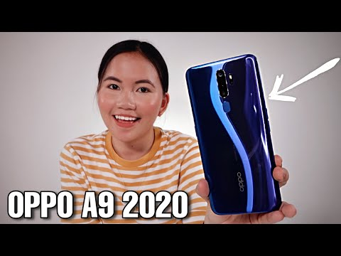 OPPO A9 2020 First Impressions