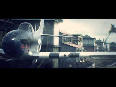 World Of Warplanes - E3 CGI trailer