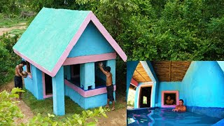 Build The Most Pretty Modern Colors Mud House Design And Creativity Amazing Indoor Swimming Pool