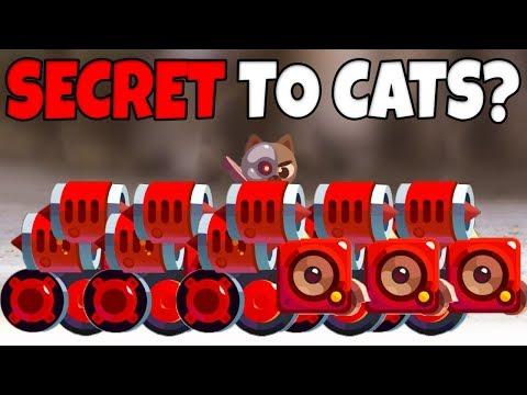 CATS | THE SECRET TO NEVER LOSING | Crash Arena Turbo Stars