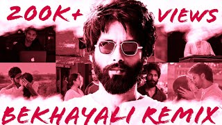 Bekhayali Remix | Kabir Singh | Loop Music | Dubstep Remix