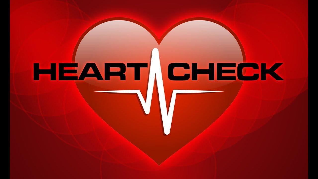 Heart Check Youtube