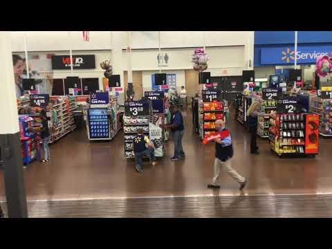 Walmart Shuffle Winston-Salem NC