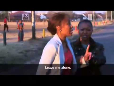 VUZU.TV: Dineos Diary - Dineo has an episode