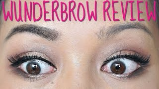 Wunderbrow First Impression Review - itsjudytime