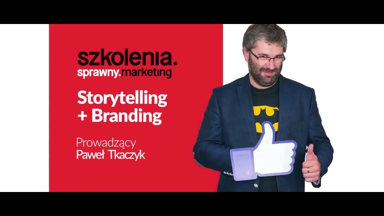 Storytelling + Branding + Copywriting + Employer Branding • Paweł Tkaczyk