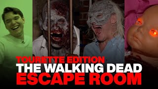 Leben mit Tourette | The Walking Dead Escape Room