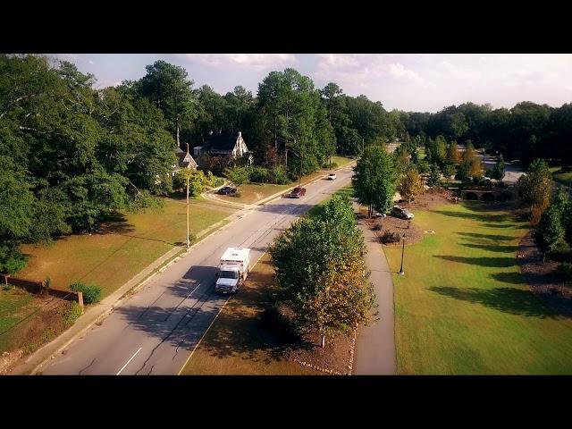 Stroke Response | Aerial Footage