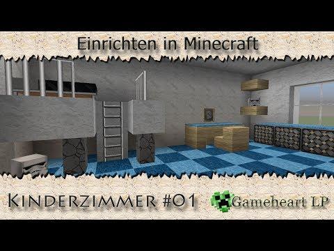 Minecraft einrichtungsideen k che wohnzimmer arbeitszim for Kinderzimmer play 01
