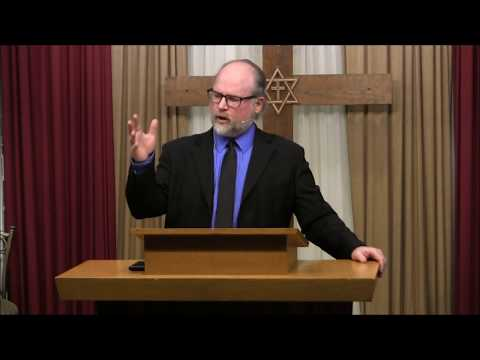 The Mistrial of Yeshua (Jesus) presented by Rabbi Anthony Tetro