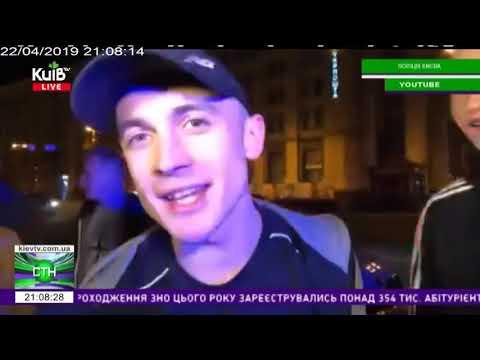 Телеканал Київ: 22.04.19 Столичні телевізійні новини 21.00