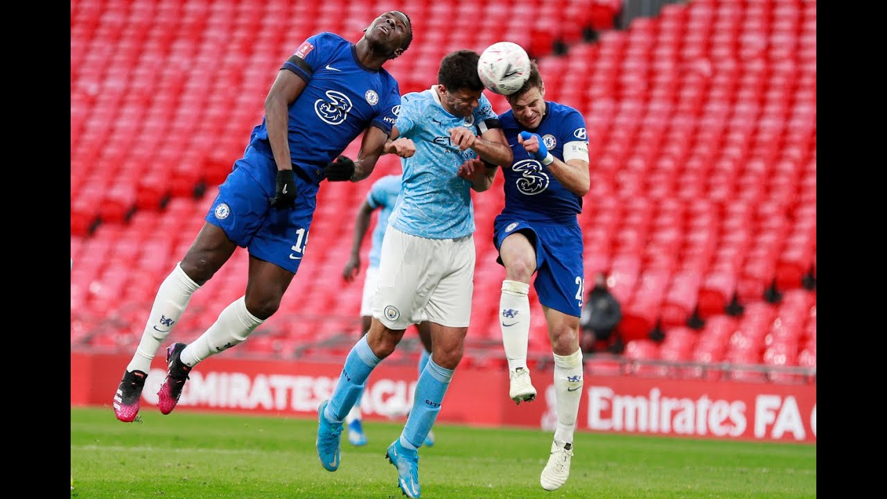Chelsea reaches FA Cup final to end Man City's quadruple bid